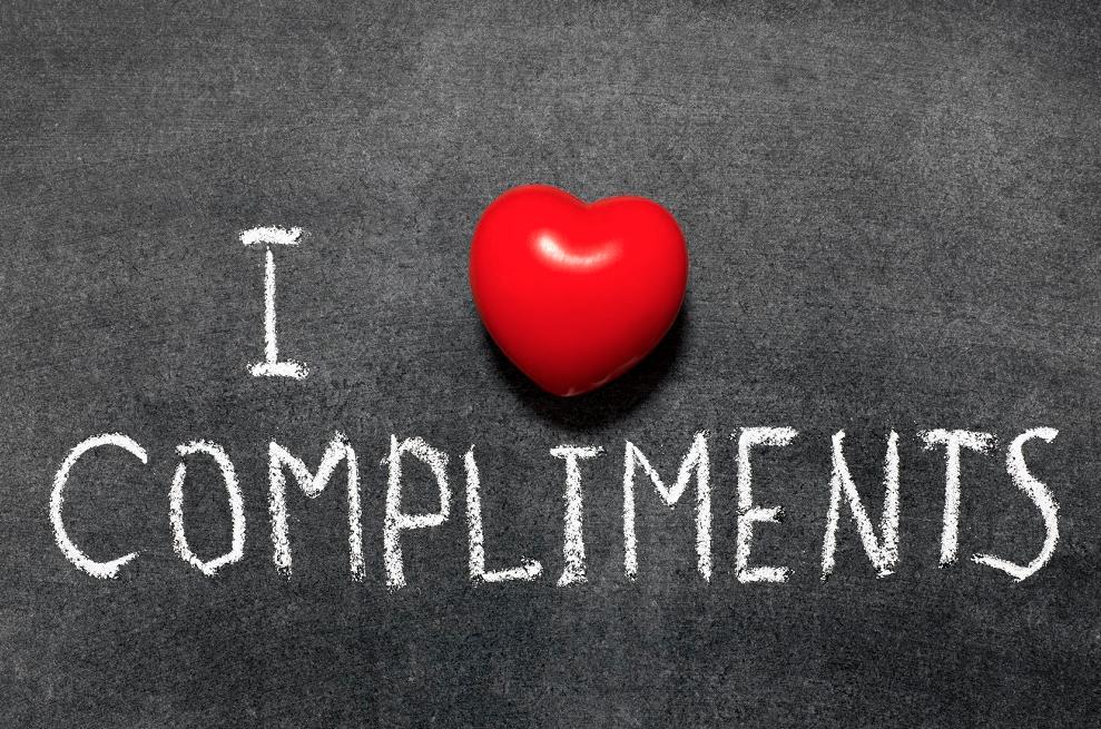 Как научиться принимать комплименты