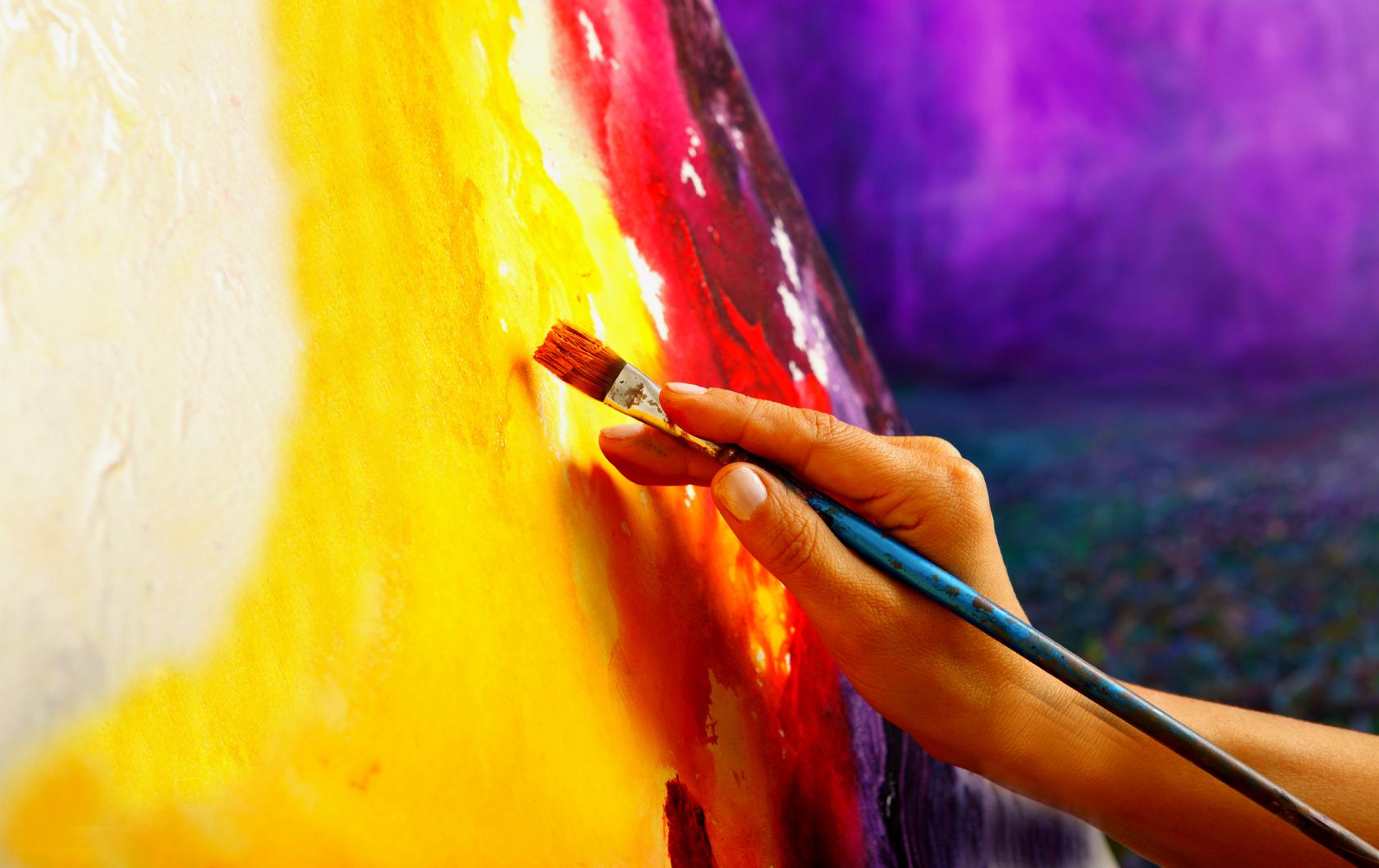 Арт-терапия: помощь искусством