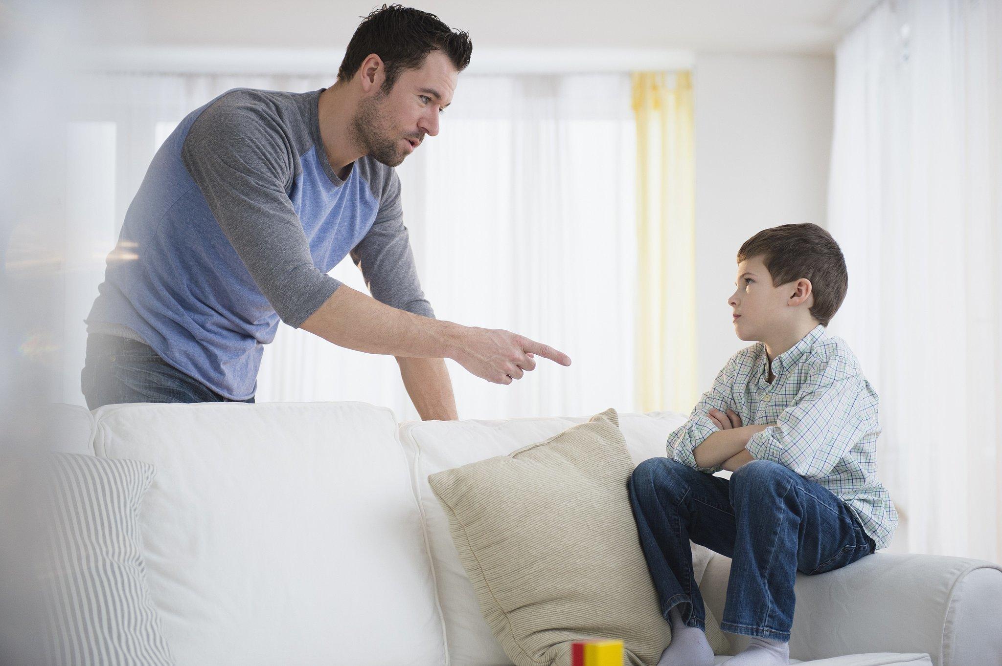 Психологическая помощь онлайн – основные ошибки родителей в воспитании ребенка